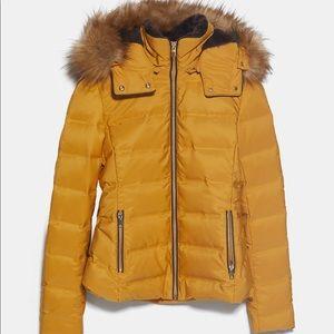 Brand new Zara Puffer Coat